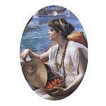 Sea Voyage Keepsake (Oval)