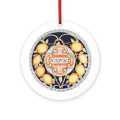 Napoli Ornament (Round)