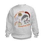 A Boy's Blend Kids Sweatshirt