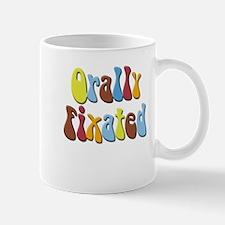 Orally Fixated Mug