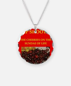 TRAP shooting Necklace