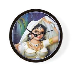 Queen Padmini Wall Clock