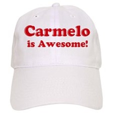 Carmelo is Awesome Baseball Cap