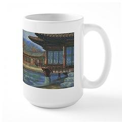 Japanese Arbor Mug
