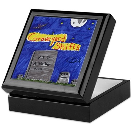 Graveyard Shifts Keepsake Box