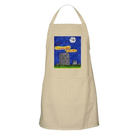 Graveyard Shifts Apron