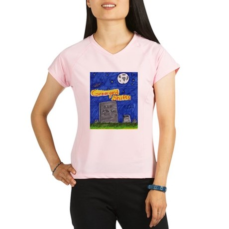 Graveyard Shifts Performance Dry T-Shirt