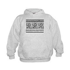 Incan Design Hoodie
