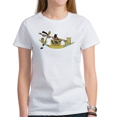 Ancient Egyptian Boat Tee