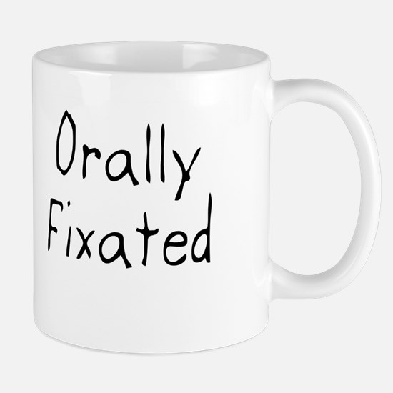 Orally Fixated Mug