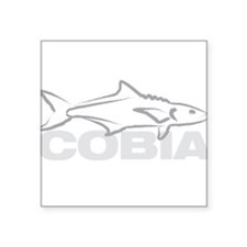 Cobia Rectangle Sticker