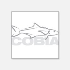Cobia Rectangle Sticker