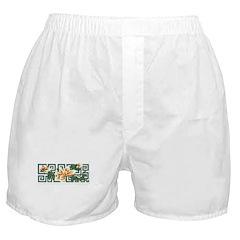 Asian Blossom Boxer Shorts