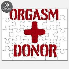 ORGASM DONOR Puzzle