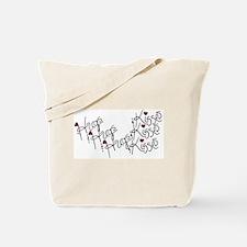 3x the Hugs & 3x the Kisses Tote Bag