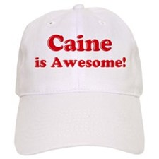 Caine is Awesome Baseball Cap