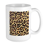 Cheetah Print Large Mug