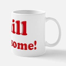 Cahill is Awesome Mug