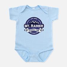 Mt. Rainier Midnight Infant Bodysuit