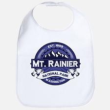 Mt. Rainier Midnight Bib