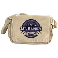 Mt. Rainier Midnight Messenger Bag