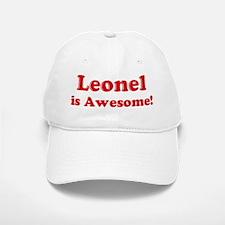 Leonel is Awesome Baseball Baseball Cap