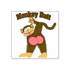 Monkey Butt 2 Sticker