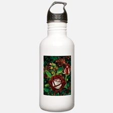 Coffee and Cream Roses Water Bottle