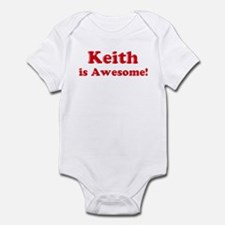 Keith is Awesome Infant Bodysuit