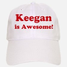 Keegan is Awesome Baseball Baseball Cap
