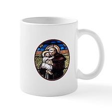 ST. ANTHONY OF PADUA STAINED GLASS WINDOW Mug