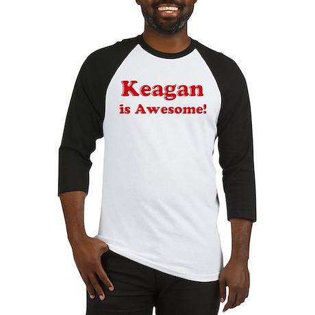 Keagan is Awesome Baseball Jersey
