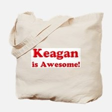 Keagan is Awesome Tote Bag