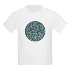 Persian Mosaic Kids T-Shirt