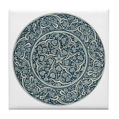 Persian Mosaic Tile Coaster