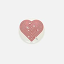I Love Ellen Mini Button