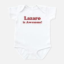 Lazaro is Awesome Infant Bodysuit