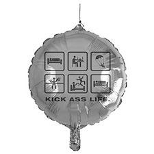 Parachuting Balloon
