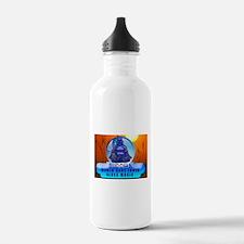 Buddha Blues Water Bottle