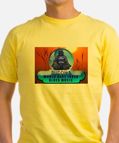 Buddha Blues T-Shirt