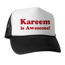 Kareem is Awesome Trucker Hat