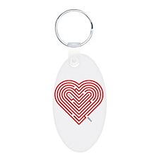 I Love Erma Keychains