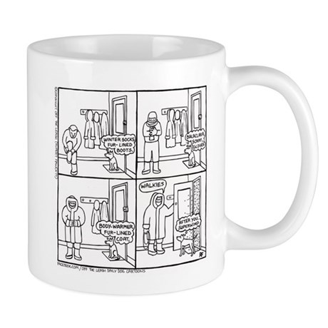 Superwimp! - Mug
