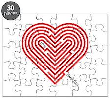 I Love Esmeralda Puzzle