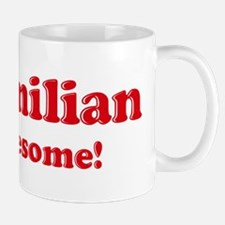 Maximilian is Awesome Mug