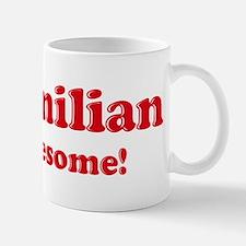 Maximilian is Awesome Small Small Mug