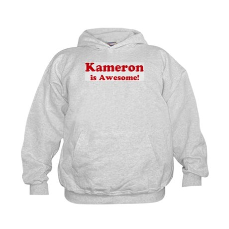 Kameron is Awesome Kids Hoodie