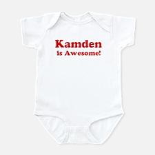 Kamden is Awesome Infant Bodysuit