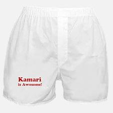 Kamari is Awesome Boxer Shorts