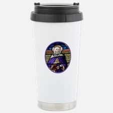 St. Anne Stained Glass Window Travel Mug